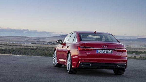Новая Audi A6 (C8)