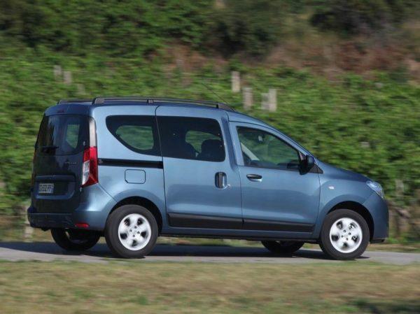 Отзывы о Renault Dokker 2021