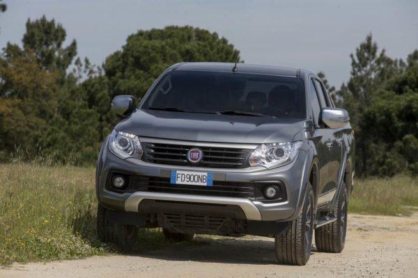Новый Fiat Fullback