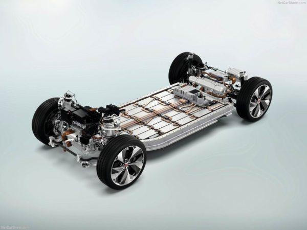 Платформа электромобиля