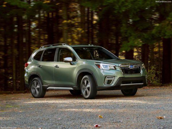 Отзывы о Subaru Forester 2021