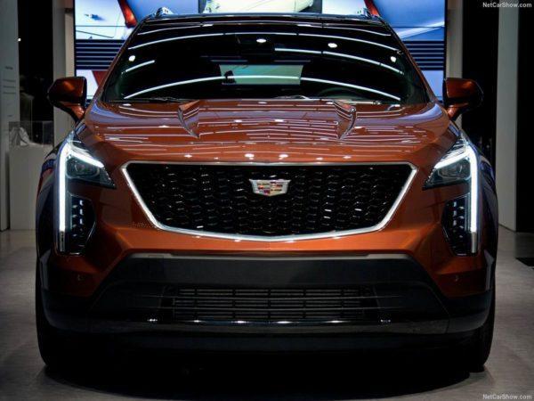 Новая модель Cadillac XT4