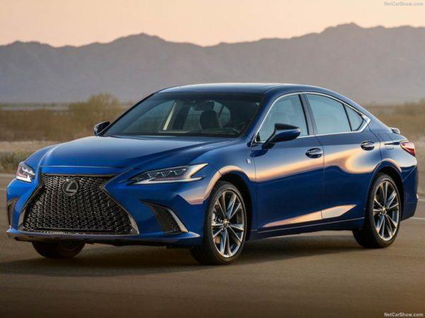 Отзывы о Lexus ES 2020