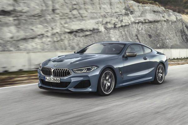 BMW 8-Series Coupe G15