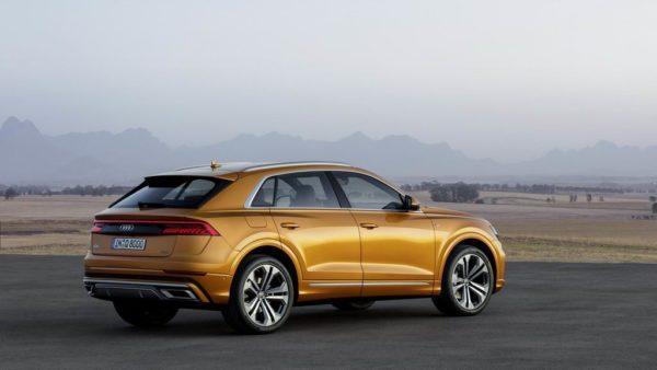 Отзывы о Audi Q8