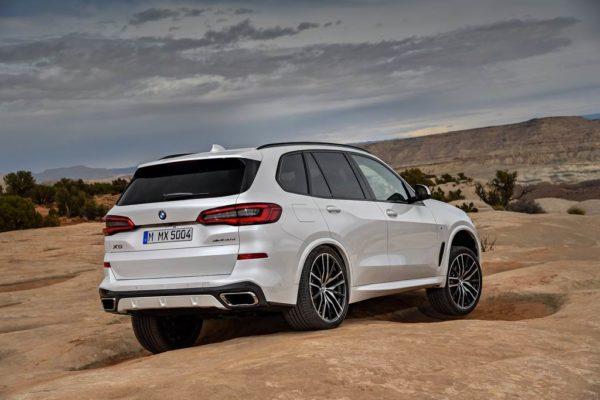 Новый BMW X5 (G05)