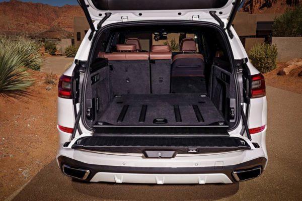 Багажник нового Икс 5