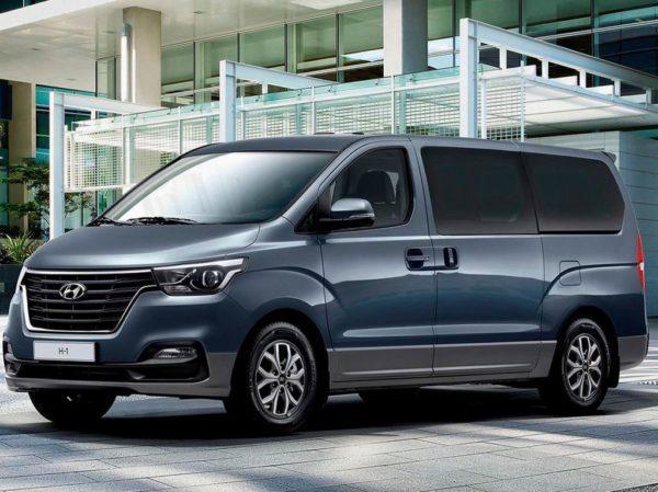 Новый Hyundai Grand Starex