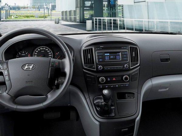 Салон Hyundai H-1