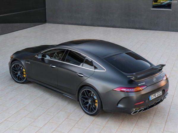Mercedes-AMG GT 63 S 4-door Coupe