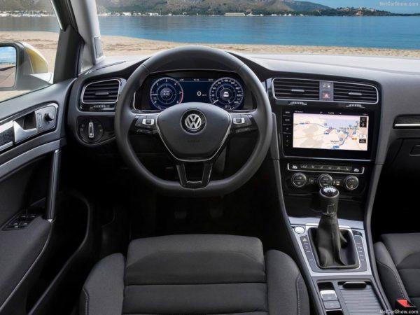 Салон VW Golf 7