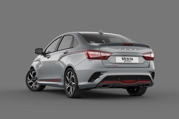 Отзывы от Lada Vesta Sport 2020