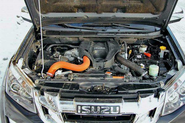 Двигатель пикапа