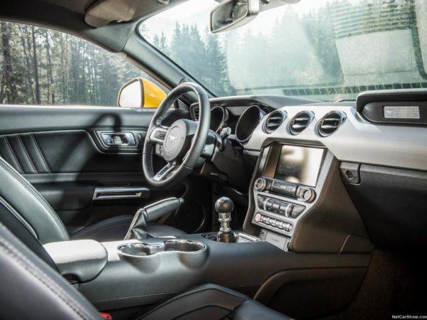 Салон Ford Mustang VI