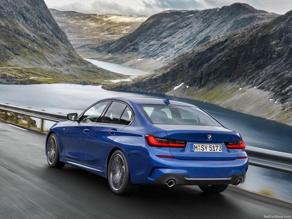 BMW 3-series G20 2019: дизайн, технические характеристики, цена в 2019 году