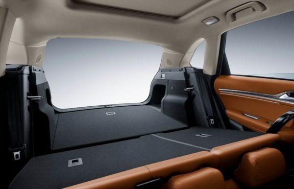 Багажник Zotye T600 Coupa