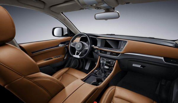 Салон Зоти Т600 купе