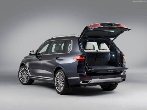 Отзывы о BMW X7