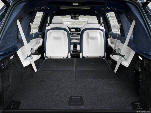 Багажник БМВ Х7