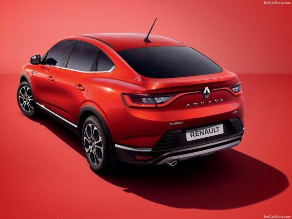 Отзывы о Renault Arkana 2019