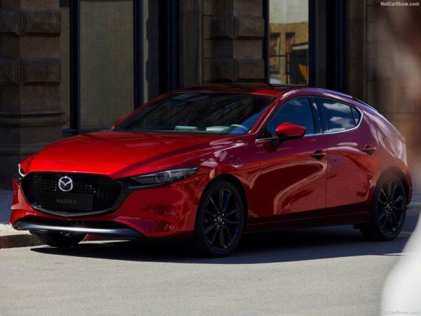 Mazda 3 хэтчбек IV