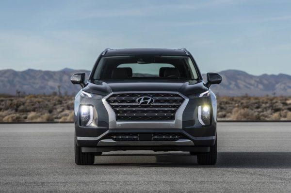 Новая модель Hyundai Palisade 2019