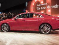 Mercedes CLA II