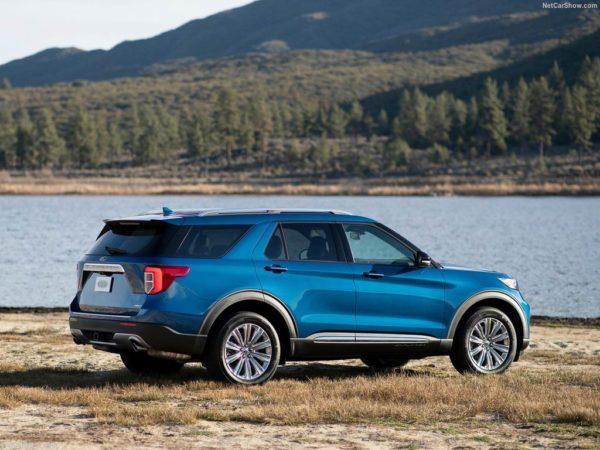 Ford Explorer в новом кузове