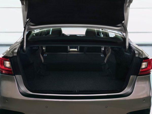 Багажник Легаси 7