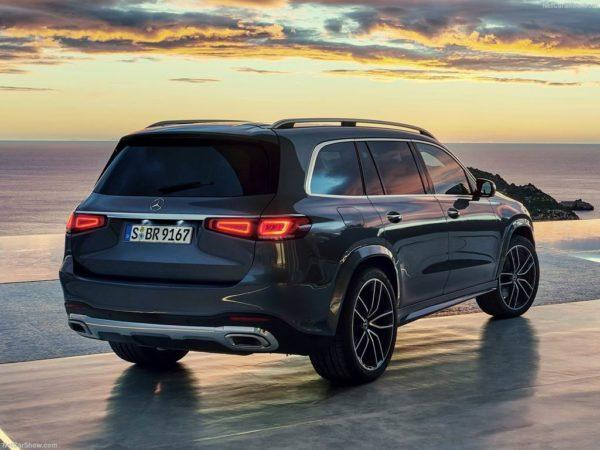Mercedes-Benz GLS 2020 года