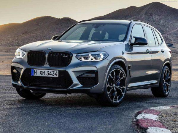 BMW X3 M 2020 года
