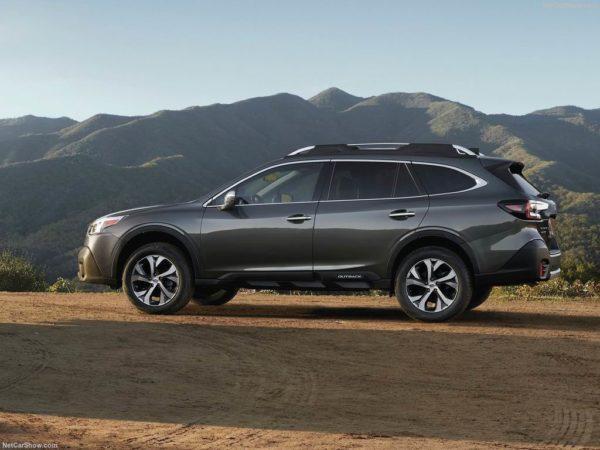 Subaru Outback 2020 года