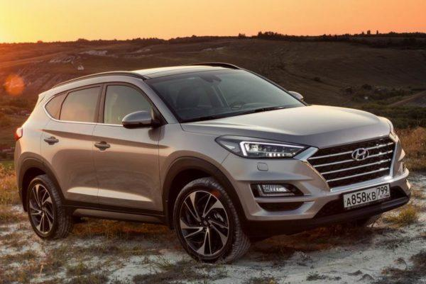Отзывы о Hyundai Tucson 2019