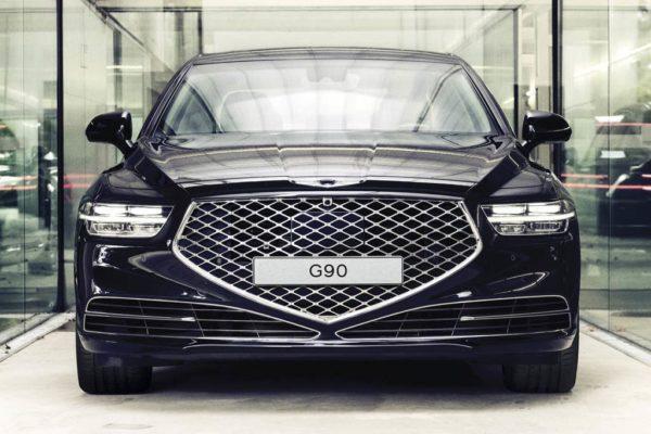 Genesis G90 2019