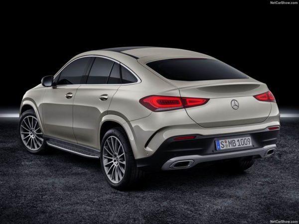 Новая модель GLE Coupe II