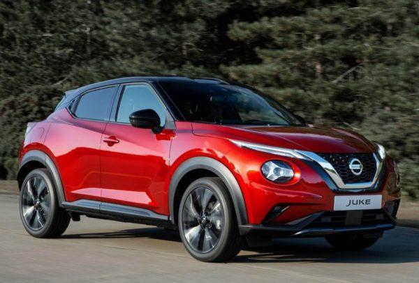 Nissan Juke 2019 года