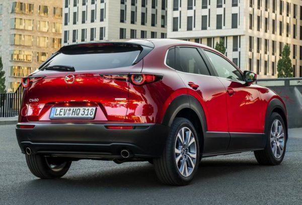 Отзывы о Mazda CX-30 2021