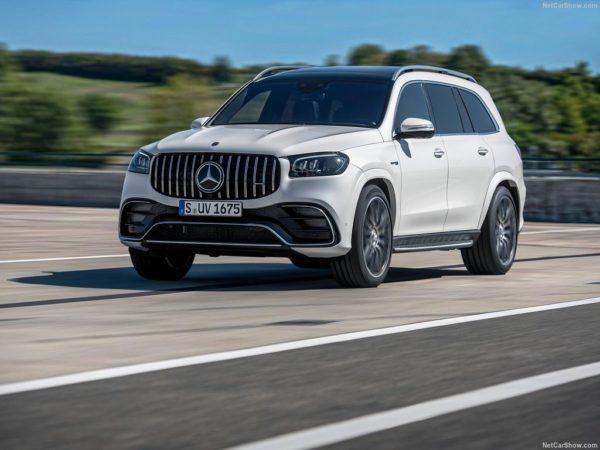 Mercedes-AMG GLS 63 2020 года