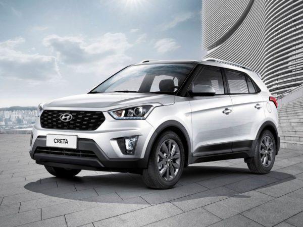 Отзывы о Hyundai Creta 2021