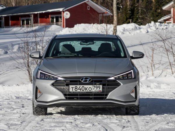 Отзывы о Hyundai Elantra 2020