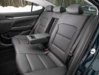 Салон Hyundai Elantra 6
