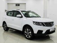 Geely Emgrand X7 [year]
