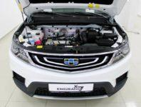Двигатель Geely Emgrand X7 [year]
