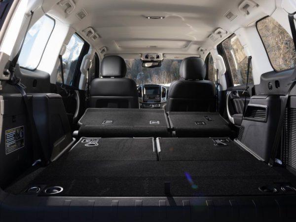 Багажник Haval H9 2020