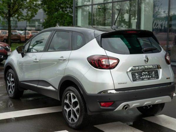 Отзывы о Renault Kaptur 2021
