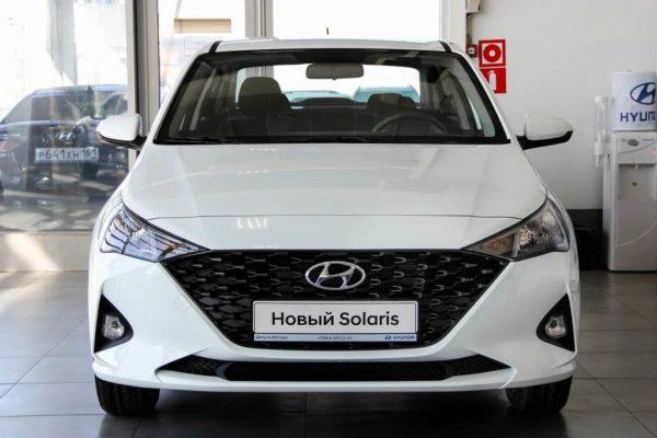 Отзывы о Hyundai Solaris 2021