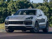 Porsche Cayenne Turbo [year]