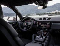 Салон Porsche Cayenne 3 Turbo
