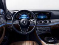 Салон Mercedes E-Class [year]