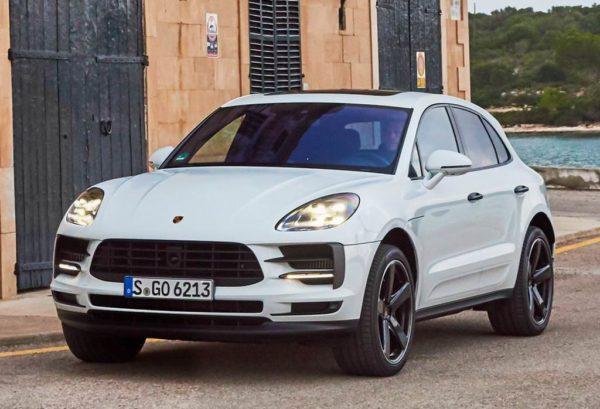 Отзывы о Porsche Macan 2020